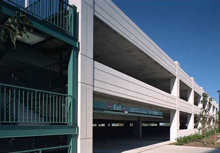 Opus Center Sierra Park Parking Structure