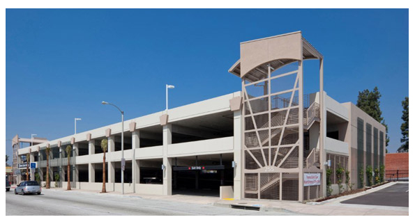 Metro Parking Structure