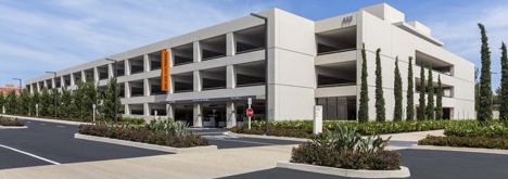 555 Newport Center Parking Structure