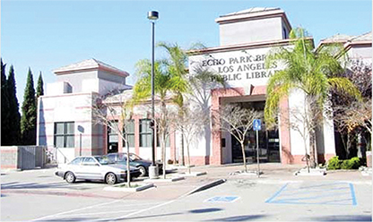 Echo Park Public Library