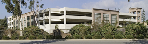 Mercury Insurance Parking Structure
